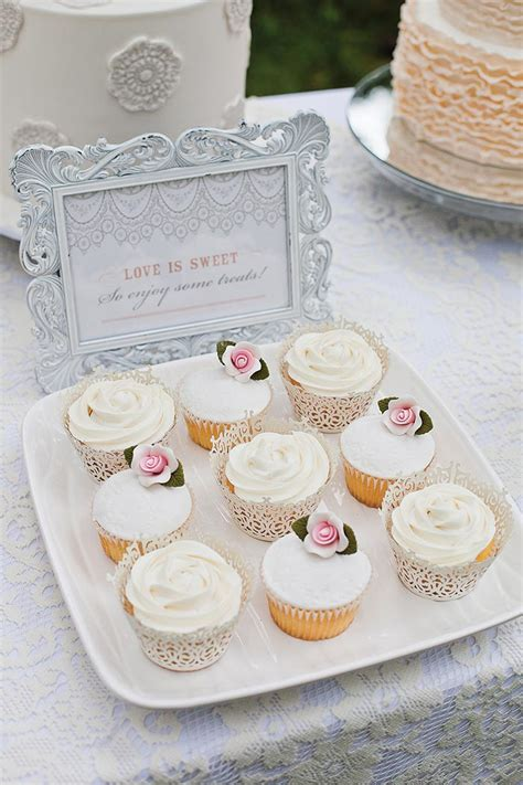 cupcakes ideas for bridal showers bridal shower styling ideas modern wedding