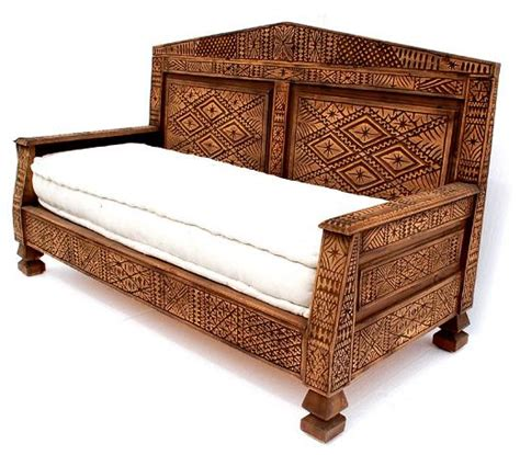moroccan bench moroccan berber bench