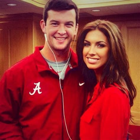aj mccaron tattoo aj mccarron and katherine webb root for auburn