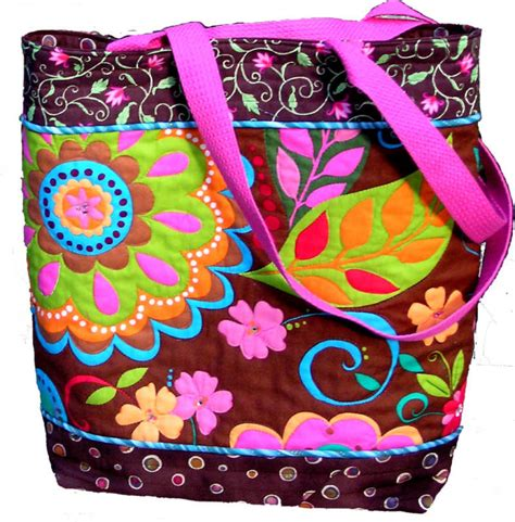 easy tote bag pattern with pockets purse tote pattern make it take it tote bag easy to make