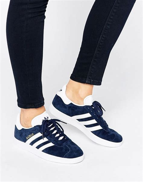 Adidas Slip On Murah Adidas Slip On Suede Shincan Brown adidas adidas originals navy suede gazelle unisex trainers