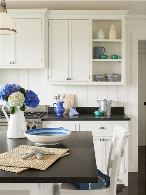Blue Kitchen Decor Ideas Blue And White Kitchen Decor Kitchen And Decor