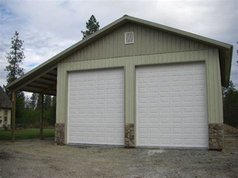 shops and garages cda structures specializing in residential commercial pole buildings shops garages in id
