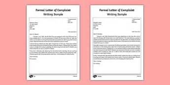 layout of a letter ks2 ks2 formal letters non fictions literacy ks2 page 1