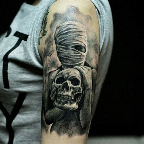 creepy tattoo designs 9 ancient mummy designs for and
