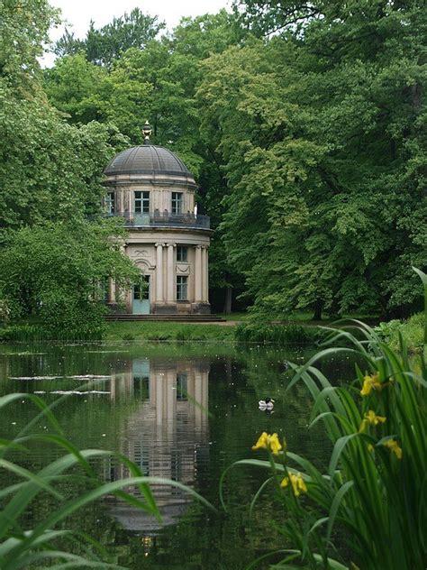 Englischer Garten Dresden by Englischer Pavillon Am Schloss Pillnitz Built 1780