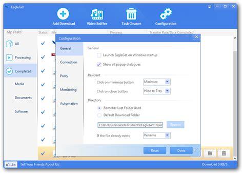 eagle download manager full version eagleget downloader 2 0 2 4 free download software