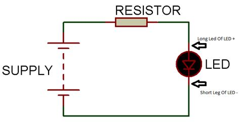 why need resistor for led buyhere22 resistors for use with leds 3 3v 5v 6v 9v 12v 100 pack