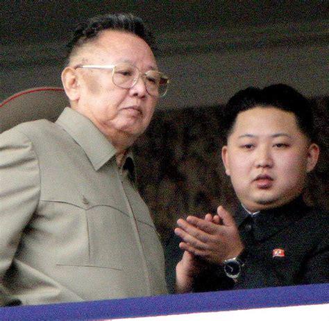 Jong Il trauer um jong il sie liegen auf der stra 223 e und