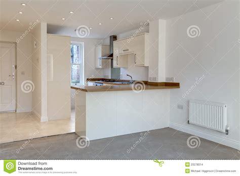 plans de cuisine ouverte cuisine ouverte moderne de plan photo stock image 23278014
