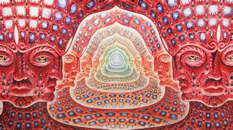 wallpapers alex grey tool psychedelic artwork faces