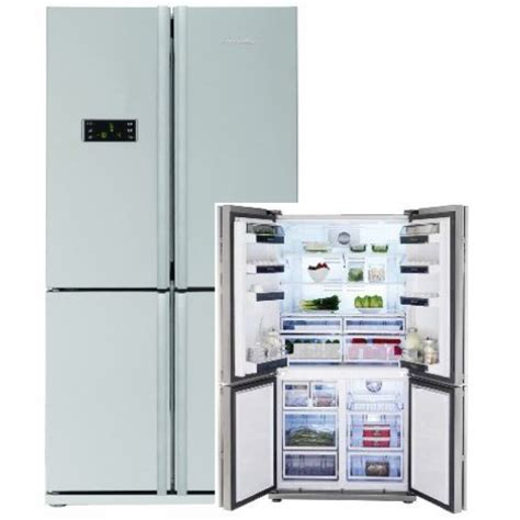 4 Door Fridge Freezer by Blomberg Refrigerator Freezer Kwd9330 4 Door Side By Side