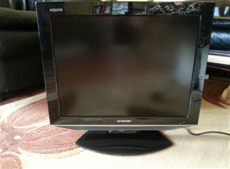 Tv Flat Sharp 20 sharp flat screen tv for sale in rathfarnham dublin from gabylink