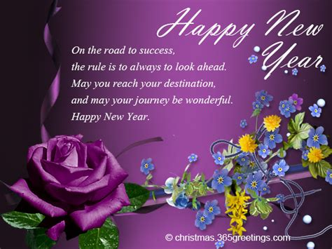 business  year messages greetingscom