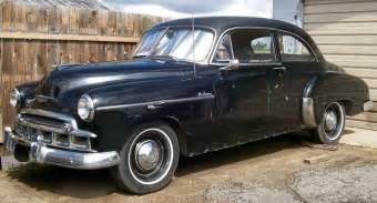 1949 chevrolet deluxe styleline two door sedan for sale