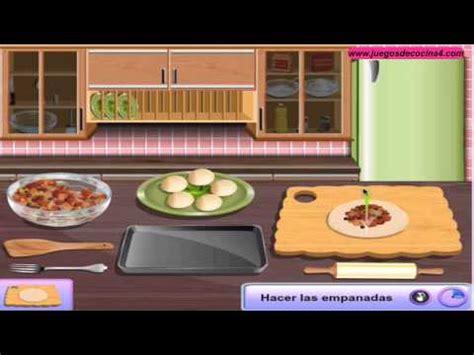 juegos de cocina musica juegos de cocina con empanadas