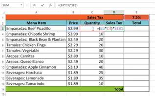 excel 2013 relative and absolute cell references page 2