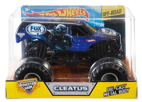 Hotwheels Track Jam wheels 174 jam 174 cleatus vehicle shop wheels cars trucks race tracks wheels