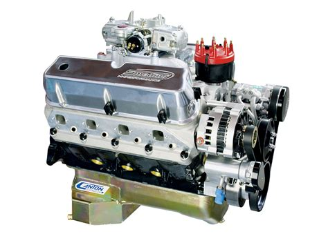 small block ford small block ford big block punch from a small block