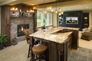 Galley Kitchen Remodeling Ideas Family Entertainment Room Remodels Galley