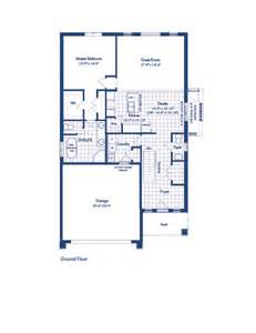 Serenity In Muskoka Floor Plans floor plan primrose devonleigh homes