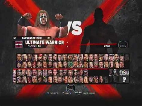 wwe 2k13 roster complete wwe 13 roster youtube