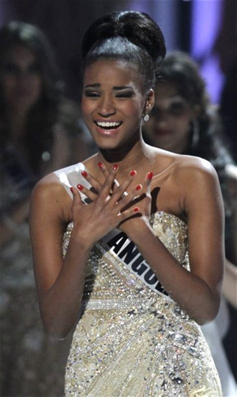 black miss black woman crowned miss universe 2011 los angeles