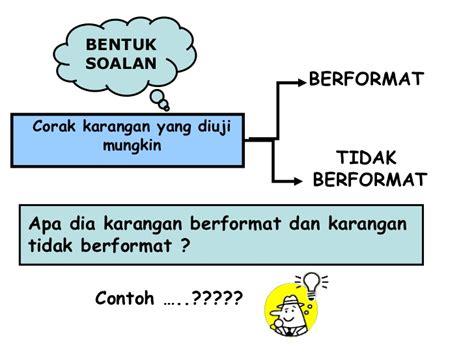 panduan menjawap bm upsr bm k2