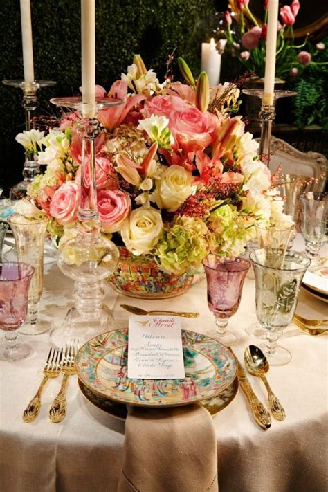 beautiful table the 24 most beautiful table decor exles