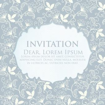 Wedding Invitation Artwork by Honey Vectors Photos And Psd Files Free