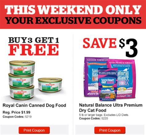 printable coupons royal canin cat food pet valu canada new printable coupons save 3 off natural
