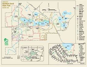 Muskegon State Park Campground Map by Nomadic Newfies Tempting Hartman Creek