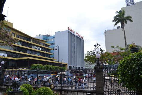 banco san jose foto banco popular san jose san jos 233 costa rica