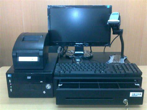 Mesin Kasir Komputer Kasir Paket Kasir 1 jual mesin kasir komputer kasir paket kasir 1 toko kasir barcode
