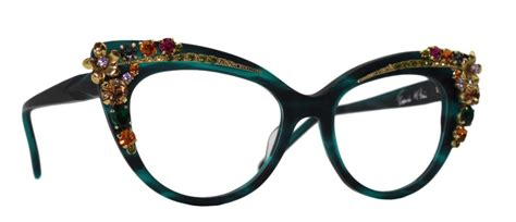 customer of the week glitter glasses for eye