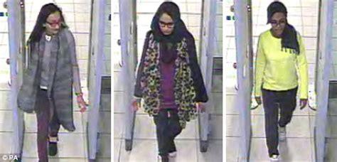 two bethnal green schoolgirls now married to isis men in isis jihadi bride groomer schoolgirl radicalised in london