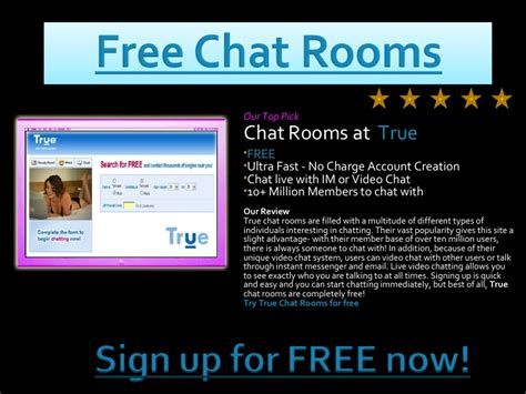 Chat Free Rooms by Free Chat Rooms