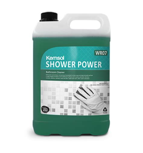 Shower Power Bathroom Cleaner Shower Power Bathroom Cleaner