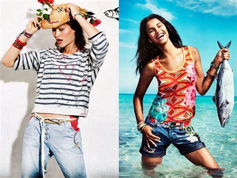 pinterest womens fashion fall 2013 summer desigual 2013 spring summer womens lookbook denim jeans