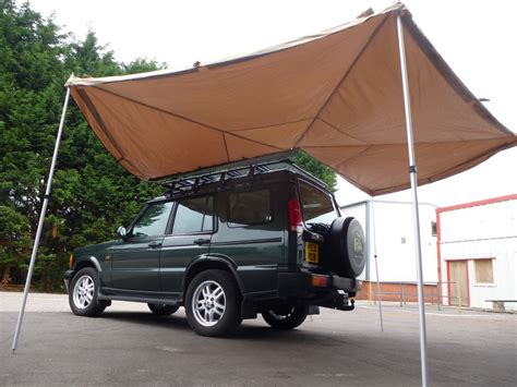wing awnings hawk wing awning for 4x4s vans and cer vans pull out