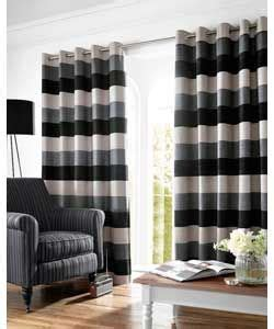 curtains from argos argos black striped curtains 163 99 99 dreaming of home