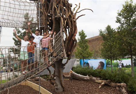 Adventure playgrounds in London   Kids activities   Time
