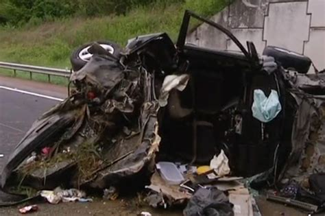 Kidman In Scary Car Crash by Crompton Killed In Horror Car In