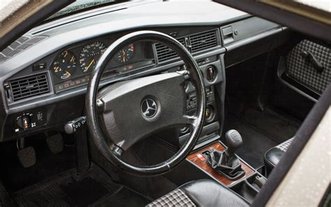 Mercedes With Interior Mercedes 190e 2 3 16 Vs E30 Bmw M3 Motor Trend Classic