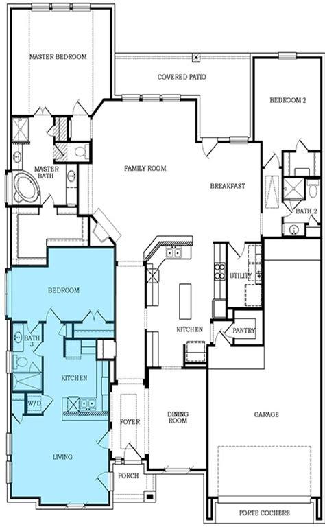mil house plans coral 553n mil suite new home floor plan pinterest
