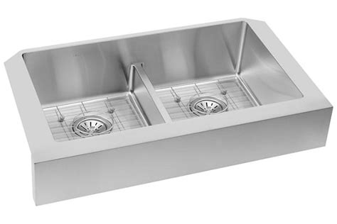 elkay crosstown apron sink elkay farmhouse sinks for the home