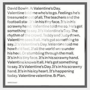 s day lyrics david bowie meaning diskografie david bowie