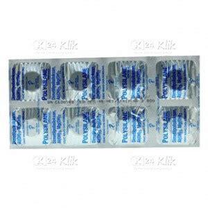 Polysilane Tablet 8 Tablet jual beli polysilane chew tab 8s tablet kunyah obat maag