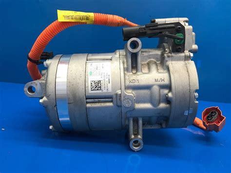 Electric Compressor Motor by Autobahn Parts Electrical Tesla Model S 2012 2015 Oem