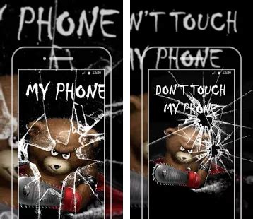 Dont Touch My Phone Live Wallpaper by Don T Touch My Phone Wallpaper Apk Version